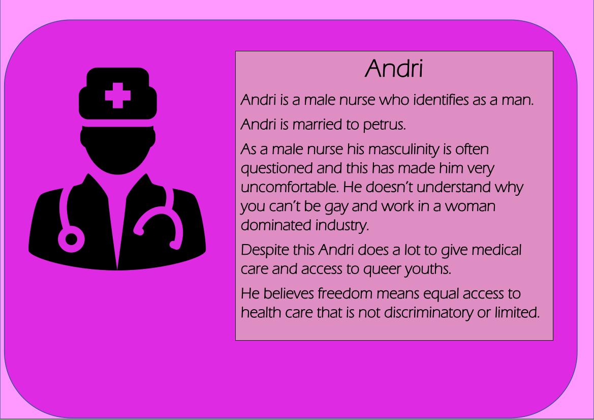 Character 2 andri
